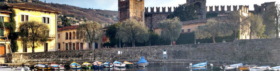 Webcam Torri del Benaco Castello Scaligero
